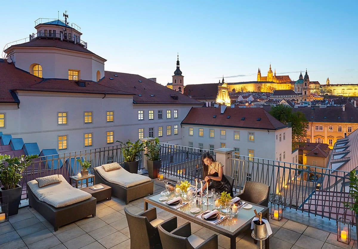 best hotels in europe