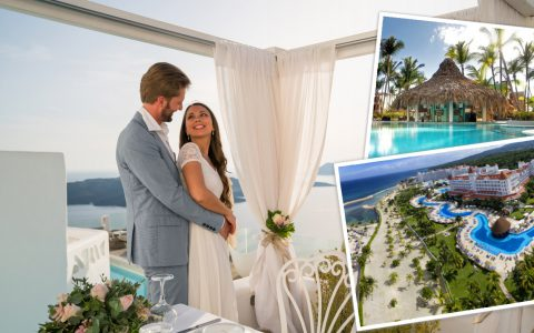 Resort for destination weddings