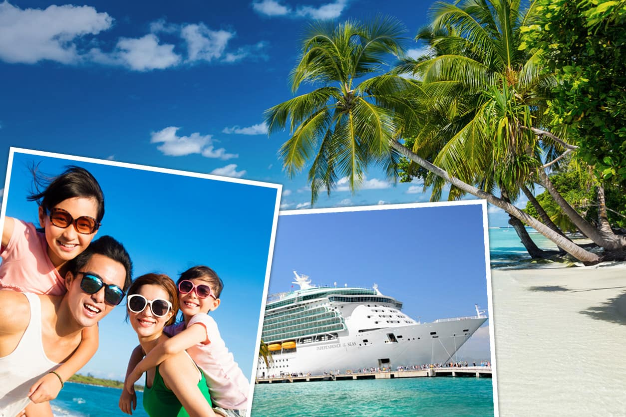 Top 5 Cruise Lines For Families