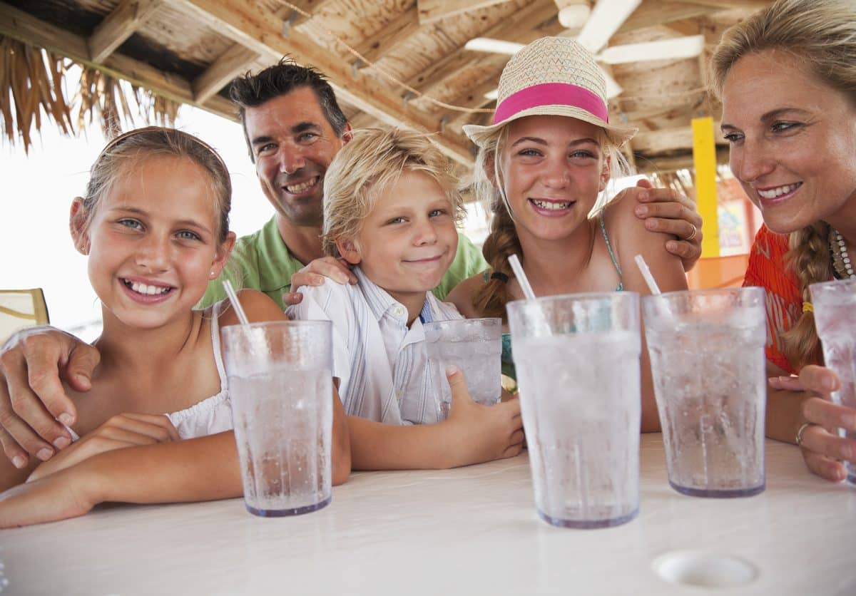 Best Resorts For Families of %