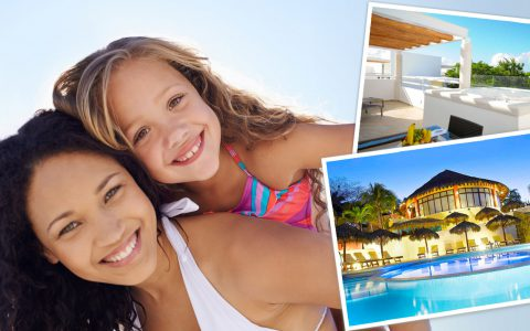 resorts for single parents