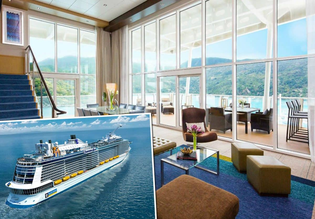 Fancy Cruise Room